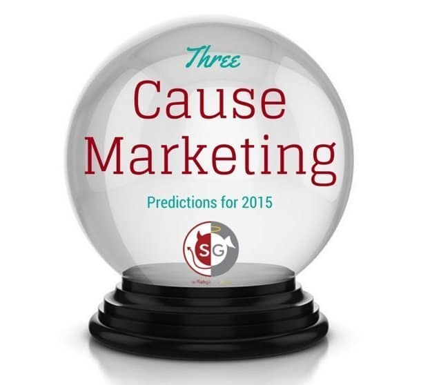 Predicciones de Marketing de Causa para el 2015