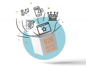 B2B Digital Marketing Strategies imagen destacada