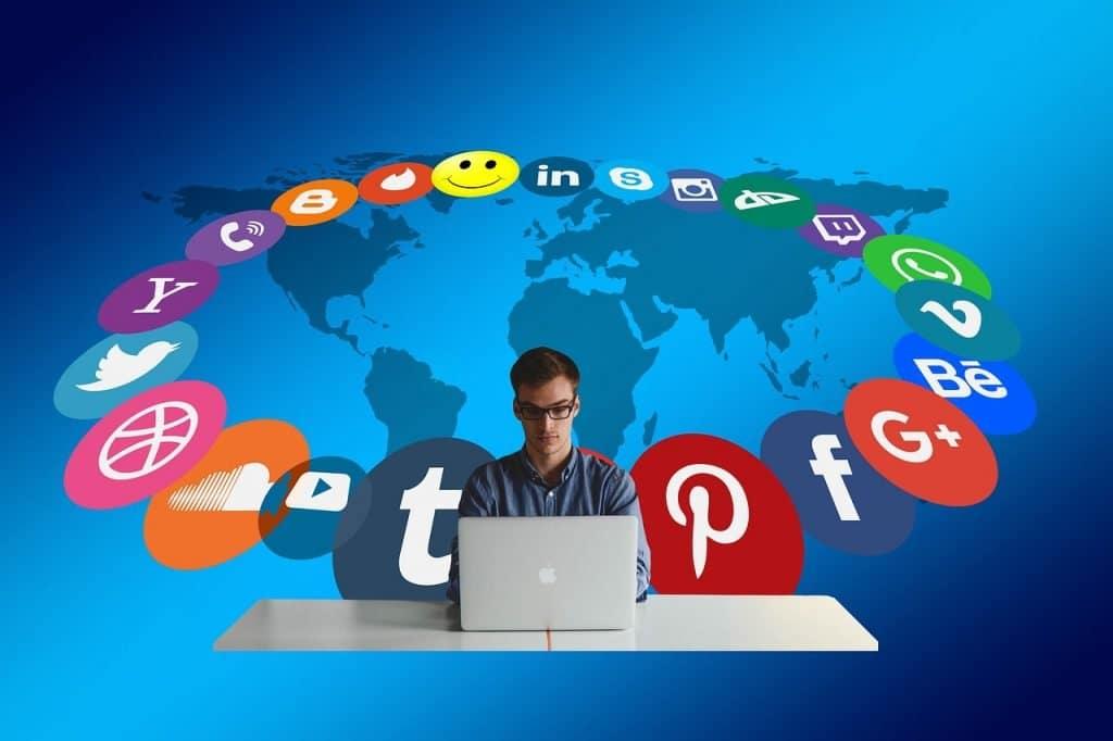 social, media, manager