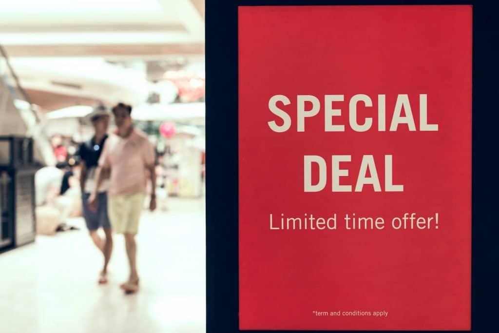 sales b2c deal