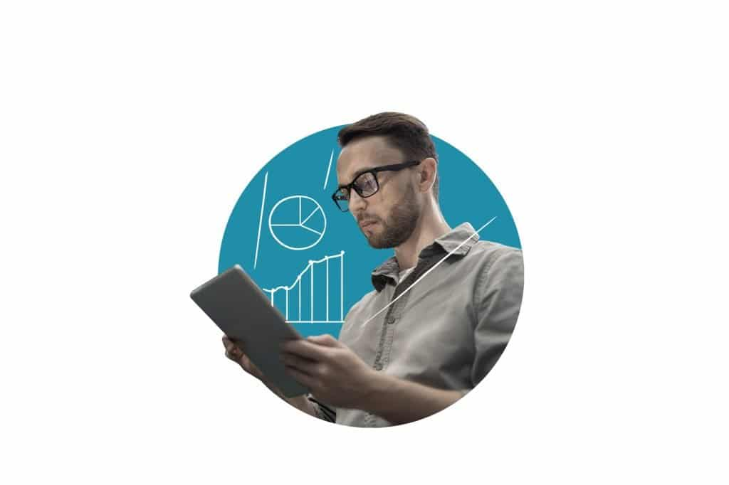 data driven header