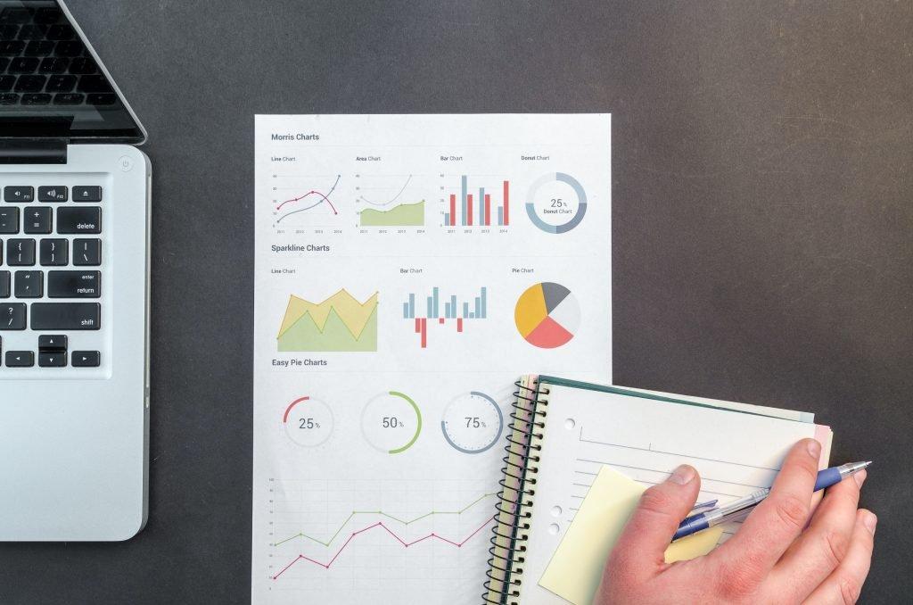Marketing numbers analytics